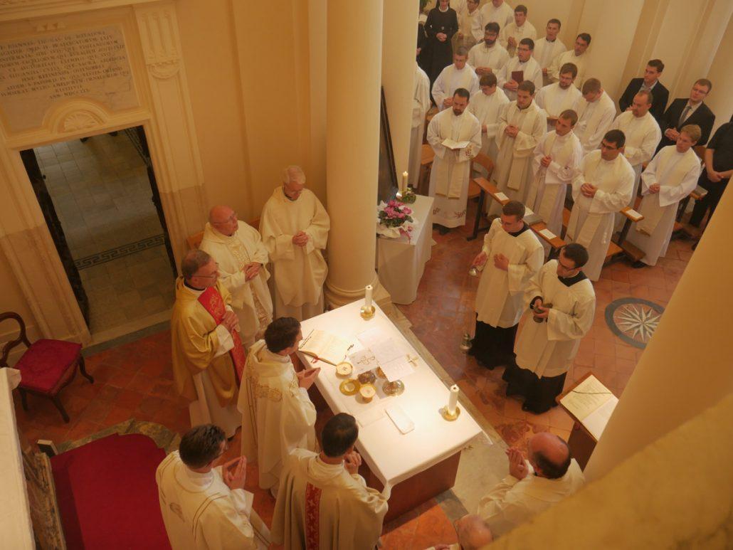 San Pastore – Pontificium Collegium Germanicum et Hungaricum
